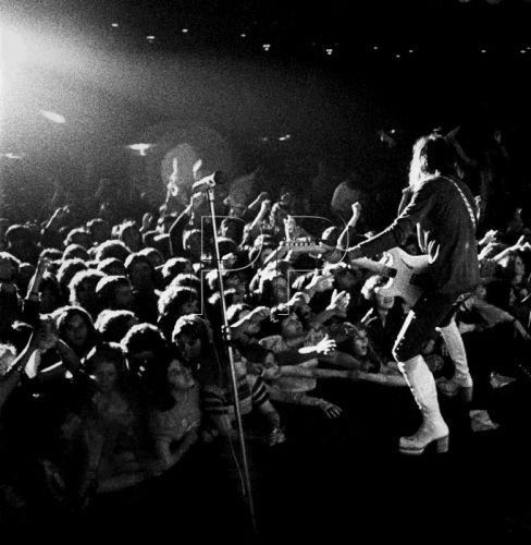 Concert Poster BLACK SABBATH James Gang SHA NA NA Tour T SHIRT L