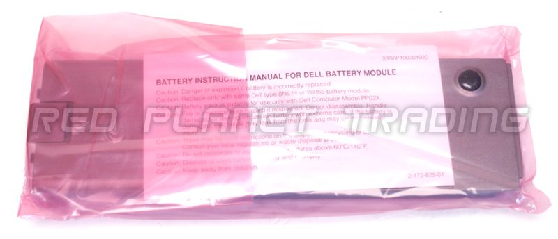 NEW OEM Genuine Dell Inspiron 8500 8600 Laptop Notebook Battery