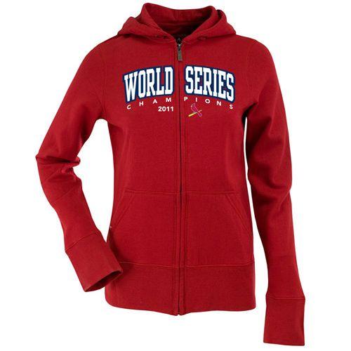 St Louis Cardinals World Series Champions Sweatshirt